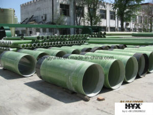 FRP/GRP Sand Filling Pipe pictures & photos