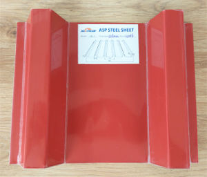 Color No Fade ASA Coated Metal Roof Sheet for Factory Use pictures & photos