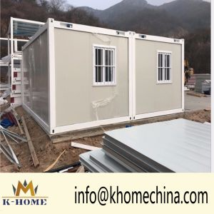 Container House for Office and Accomodation pictures & photos