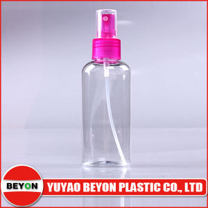 120ml Clear Pet Perfume Bottle (ZY01-A004)