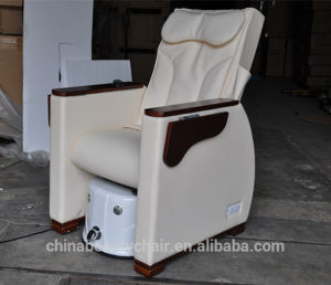 White Massage and Pedicure Chair (TKN-31010A) pictures & photos