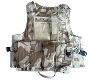 Vt-0081 Tactical Vest for Self Defense pictures & photos