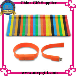 Silicone Bracelet USB Flash Drive pictures & photos