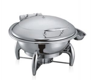 Round Induction Chafing Dish pictures & photos