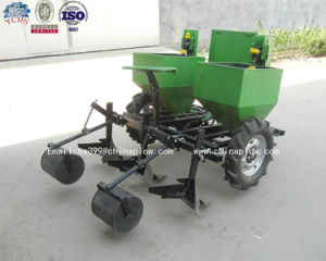 China Factory Quality 3 Point Tractor Two Row Potato Planter For