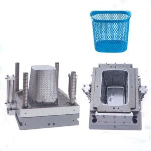 Customized High Quality Washing Basket Mould pictures & photos