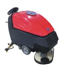 Dual-Brush Ground Cleaning Machine (XD760B) pictures & photos
