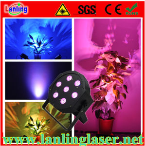 7*10W RGBW 4-in-1 Super LED PAR Light pictures & photos