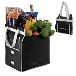 Eco-Friendly Shopping Cart Bag (hbnb-437) pictures & photos