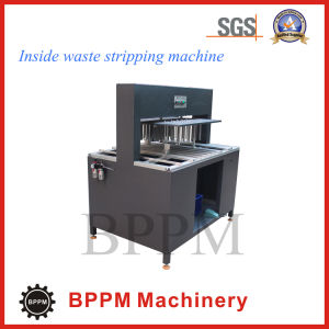 Paperboard Inside Hole Waste Semi-Automatic Stripping Machine (LDX-S1300) pictures & photos