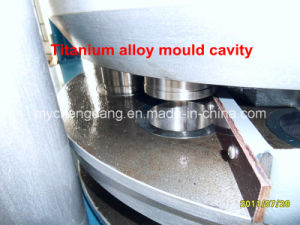 Automatic TCCA Chlorine Hydraulic Rotary Tablet Press pictures & photos