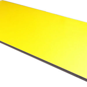Yellow Compact Laminate pictures & photos