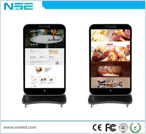 china p4 outdoor digital led poster board with wifi 3g china floor