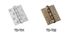 Wood Door Stainless Steel Door Hinge Ball Bearing Hinges pictures & photos