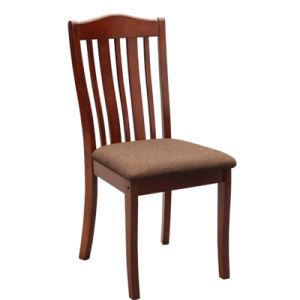 China High Back Wood Chair Luxury Modern Dining Chairs China