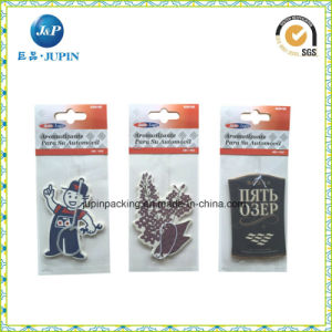 High Quality Haing Paper Auto Air Freshener with Fragrance (JP-AR039) pictures & photos