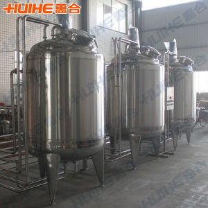 Sanitary Stainless Steel Fermentation Tank for Beer pictures & photos