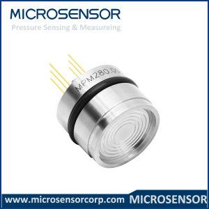 Accurate Stable Piezoresistive SS316L Compact Small Size Liquid Water Pressure Sensor MPM280