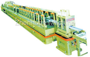 Safe Door Frame Roll Forming Machine pictures & photos