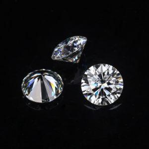 Ij Color 9 0mm 3 Carat Synthetic Diamond Price Per Moissanite Loose Diamonds For