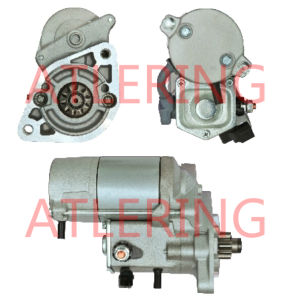12V 10t 2.0kw Starter for Motor Denso Toyota Lester 17876 pictures & photos