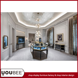 Boutique Retail Jewelry Store Showcases From Factory
