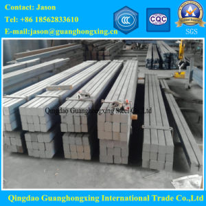 Gbq235, JIS Ss400, DIN S235jr, ASTM Grade D  Steel Billets