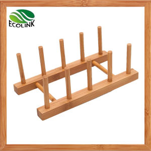 Bamboo Dish Rack Bamboo Kitchen Holder pictures & photos