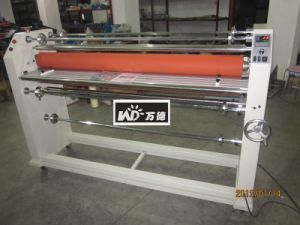 Professional China Manufacturer FM-1300 Hot and Cold Roll Laminator Film Laminating Machine pictures & photos