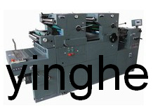 2 Color Offset Press Machine (YH-247II) pictures & photos