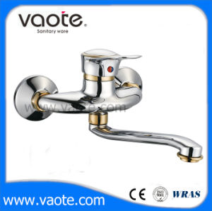 Single Lever Wall Mounted Kitchen Faucet (VT11202) pictures & photos