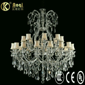 Modern Design Beautiful Crystal Chandelier Lamp (AQ01201-16+8+1) pictures & photos