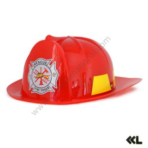 96e8bcab11d China Kids   Junior Toy Fire Man Chief Helmet Hat for Firefighter ...