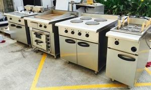 China Restaurants Stainless Steel Commercial Kitchen