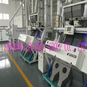 100tpd 200tpd 300tpd Modern Rice Mill pictures & photos