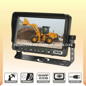 7inch Digital LCD TFT Color Car Backup Monitor (SP-727) pictures & photos