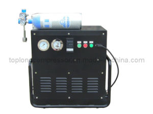 Oil Free Medical O2 Oxygen Compressor Boostergow-0.1/0.8-150 pictures & photos