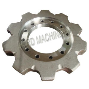 Sprocket / Transportation Equipment / Steel Sand Casting pictures & photos