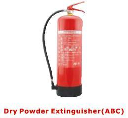 Fire Extinguisher ABC Powder