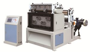 Paper Roll Punching and Die Cutting Machine pictures & photos