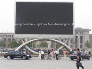 Outdoor HD Full Color P20 LED Digital Screen pictures & photos