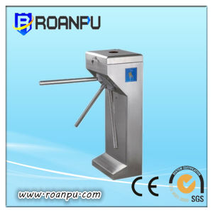 304# Stainless Steel Vertical Tripod Turnstile with CE (RAP-ST213)