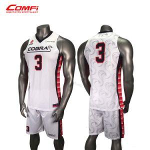 4fd5644b59b China 2017 Cheap Custom Sublimation Basketball Jersey Uniform Design ...