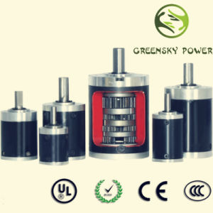 Helical Planetary Gear Box (200W Servo Motor) pictures & photos