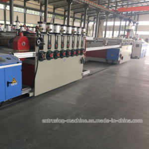 PVC Advertising Foam Board Machine