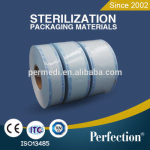 Medical Devices Different Sizes Sterilization Pouch Roll pictures & photos