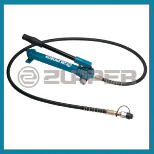 High Qualit Hydraulic Hand Pump (CP-390) pictures & photos