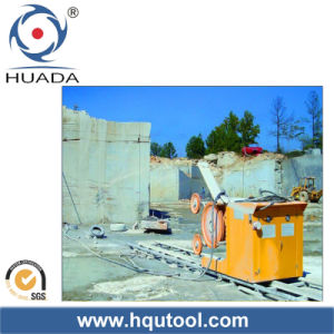 Marble Quarry Machine--Diamond Wire Saw Machine pictures & photos