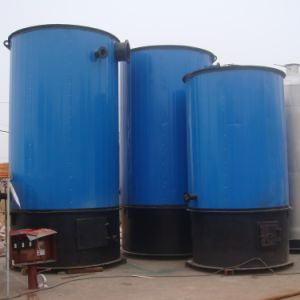 Ygl 2000000kcal Vertical Coal Wood Chips Thermal Oil Boiler pictures & photos