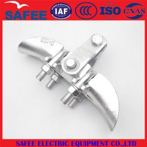 China Xgf Suspension Clamp (hang-down type) - China Suspension Clamp Spring Clamp Clamps, Wire Suspension Clamp pictures & photos